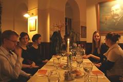 Karácsonyi vacsora 2014.12.12.