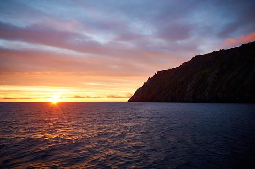 Little Diomede Sunrise