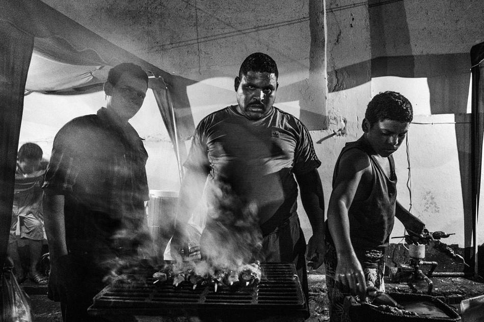 邊緣文化/委內瑞拉最危險監獄—牆內的混沌與罪惡1