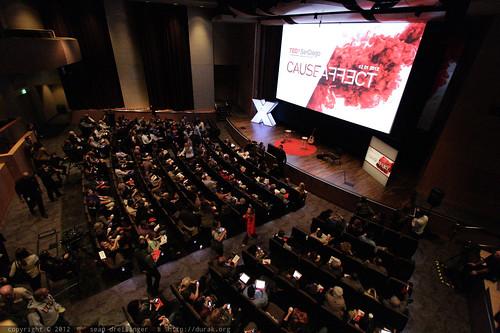 Irwin M. Jacobs Qualcomm Hall is Open for TEDxSanDiego 2012