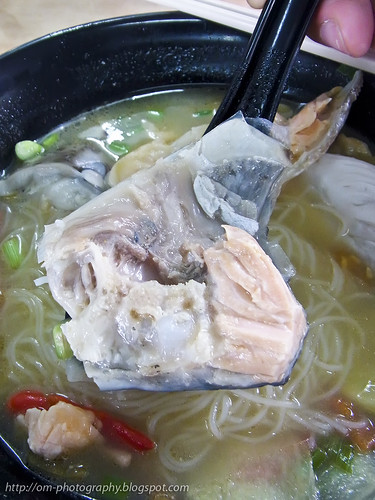 spicy and sour salmon fish head noodle R0020156 copy