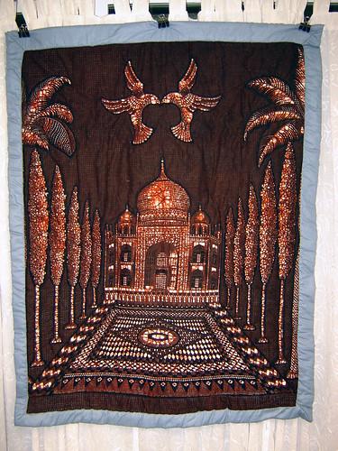 Taj Mahal Quilt