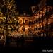 Stuttgarter Weihnachtsmarkt im Hof des alten Schlosses