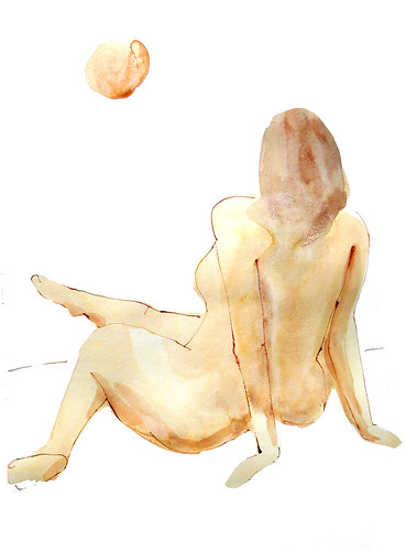 Watercolor Sketches by la casa a pois