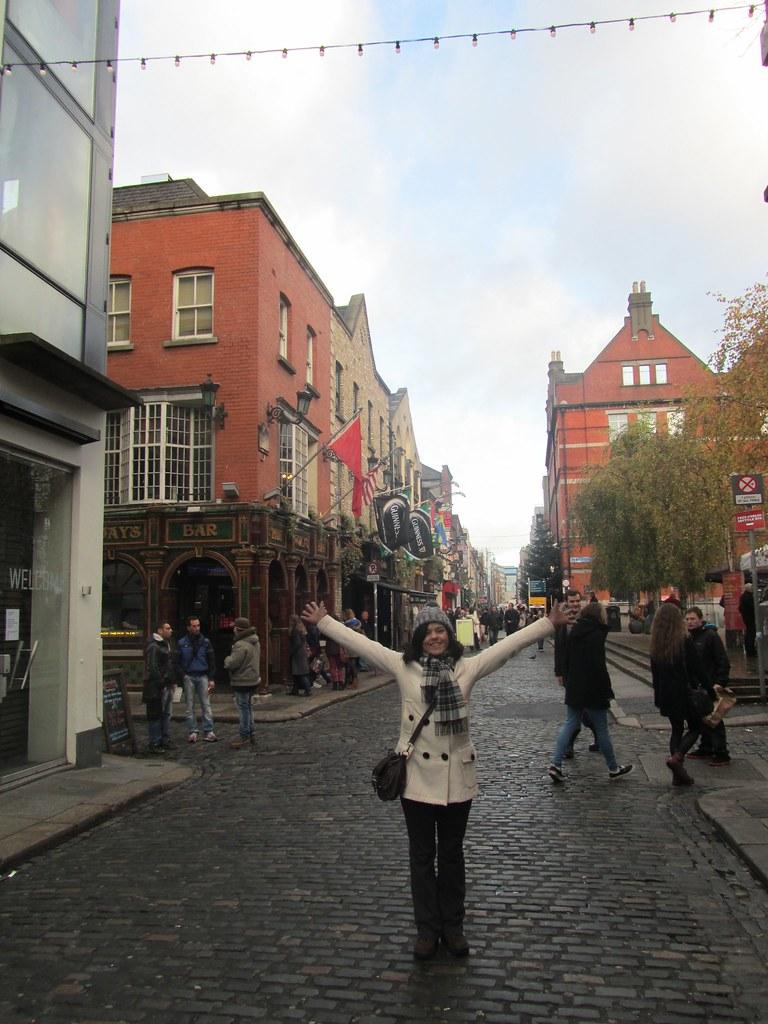 Paseando por Dublín
