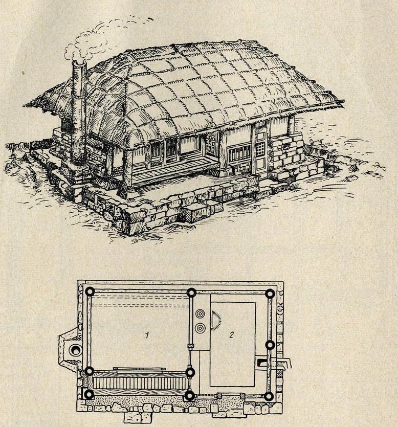 Korean house(1)
