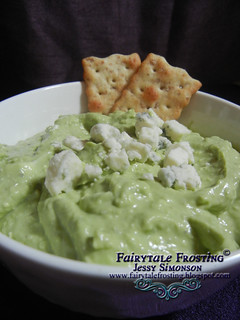 Avocado Blue Cheese Dip