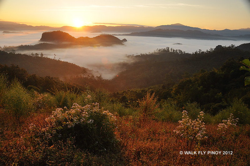 Mae Hong Son Mountains, Thailand