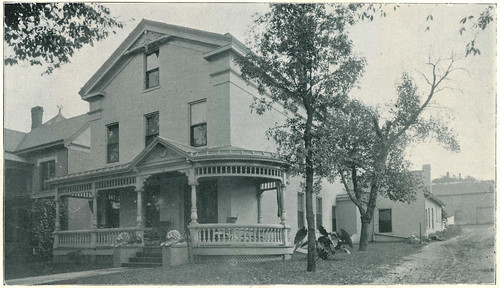 Residence of W.S. Cappeller, No. 93 West Fourth Street