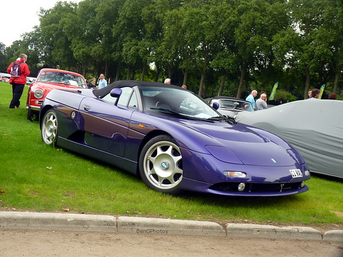 De Tomaso Guara Spider