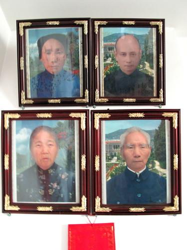 Trip to Fuzhou - Suanie's ancestors
