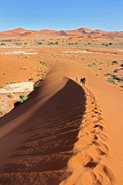 Namibia, adventure namibia, walking, namibia walking, walking trails, dunes, sossusvlei, hiking