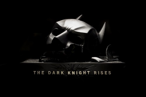 The Dark Knight Rises: Limited Edition Bat Cowl