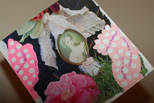 Postcard to iHanna