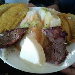meal, corned beef, steak, beef tenderloin, food, dish, cuisine, roast beef,