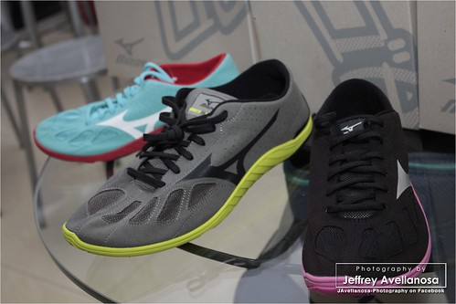 Mizuno BE Launch