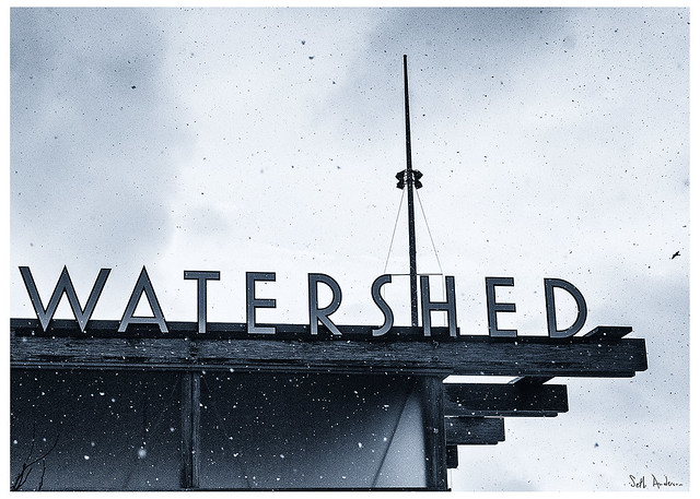 Watershed Polapan Blue