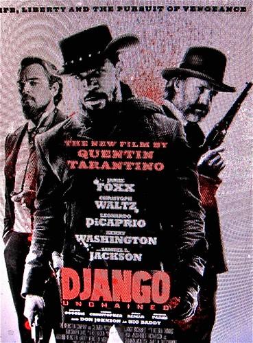 Djjango poster