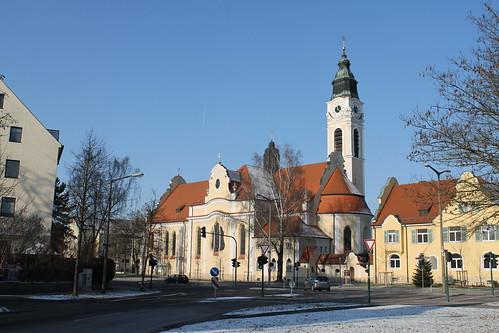 St Josef Reinhausen Regensburg