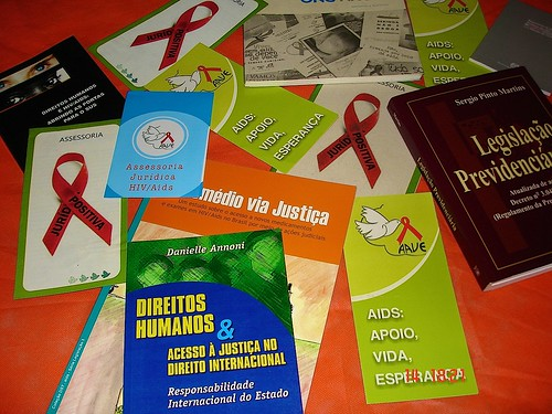 HIV/AIDs and Human Rights publications