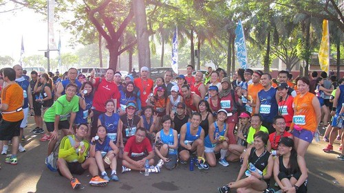 With IndoRunners
