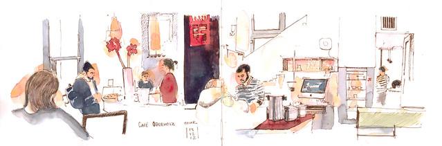 Cafe Oberholz