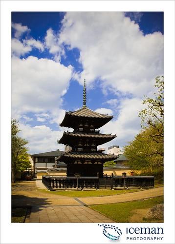 Nara Pagoda  580