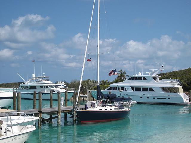 Vacation In Bahamas