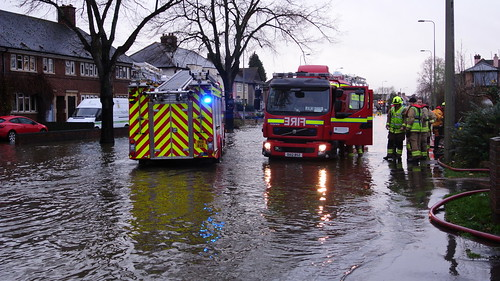 Oxford flooding 2012
