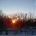 Winter Solstice Sunrise, 21 Dec 2012