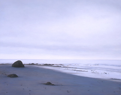Pamela Kendall Schiffer, Low Tide in Winter, Devereux, 2006