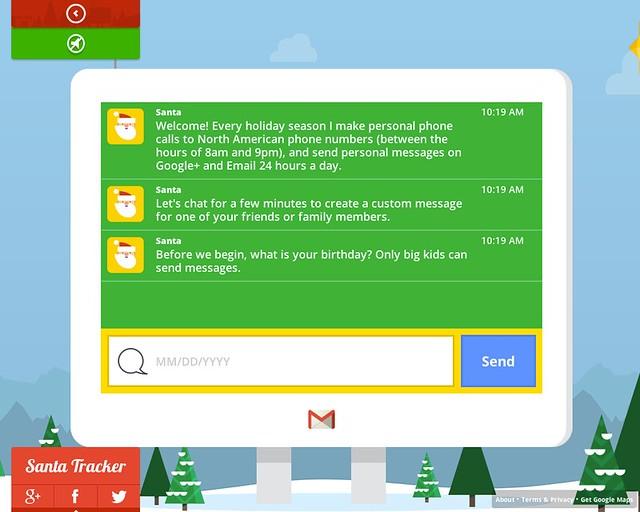 Santa Call [game]