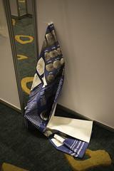 掉落的海報 @ IASGO 2012