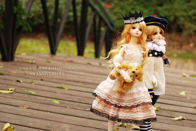 Suzu & Genjou