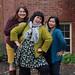 Karen, Sonya & Angela by Yarny Old Kim