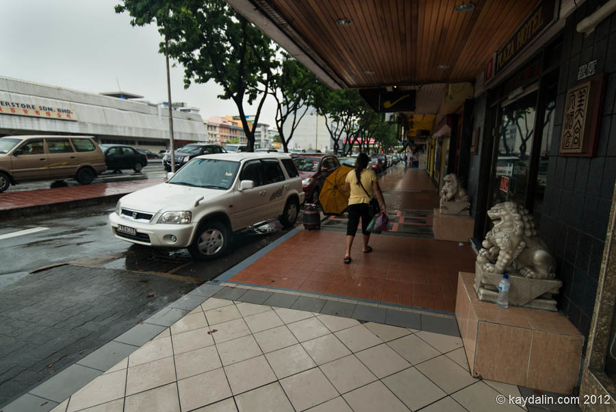 малайзия, кота кинабалу улица