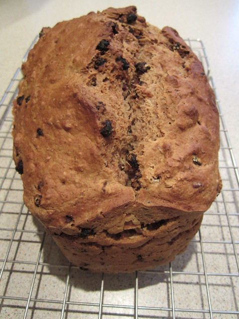 Christmas beer bread 002