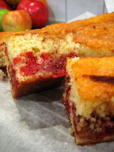Cranberry Coffee Cake 2
