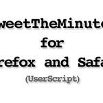 Twitterテキスト中継のサポート「TweetTheMinutes」のUserScript更新