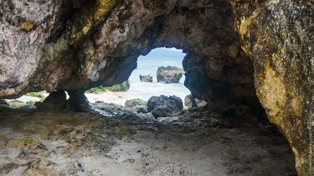 Пещера на Боракае