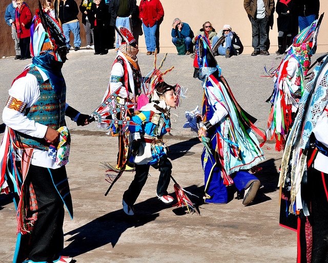 ohkay owingeh dating Nambé pueblo dates to the 1300s, when it played a pivotal role as the pueblo   today, ohkay owingeh is home to san juan lakes, a popular fishing spot, the.