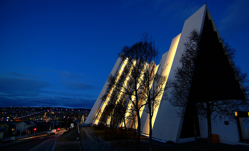 The Arctic Cathedral, Tromso, Norway (8)
