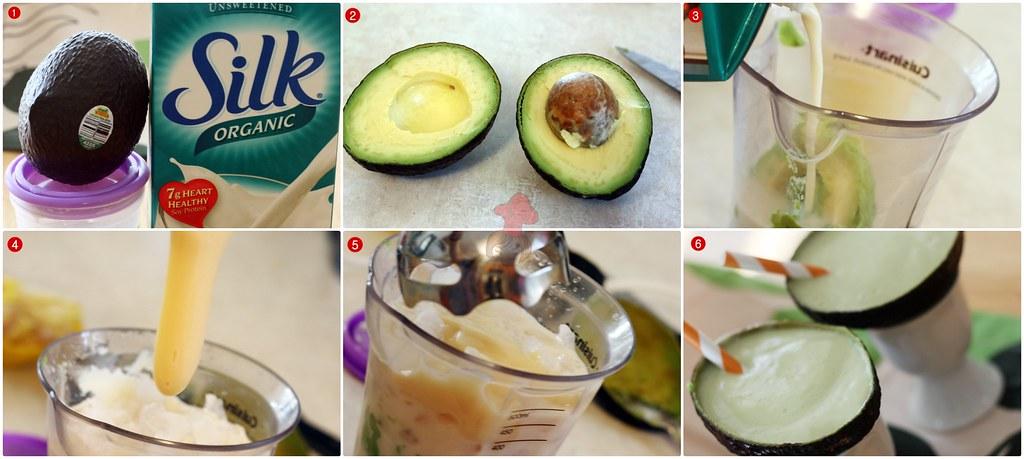 Avocado Shake 酪梨牛奶 2.2