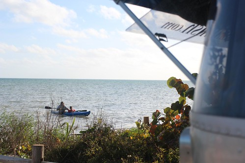 Day 145: Christmas morning in the Keys.