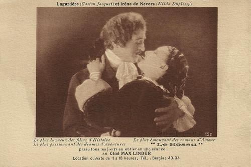 Le Bossu (1925)