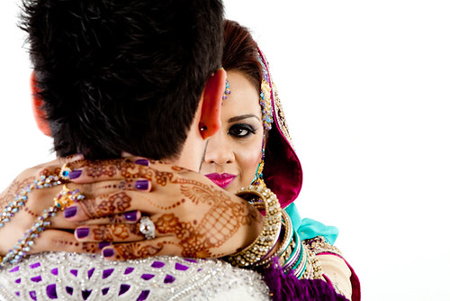 Asian Wedding – Studio