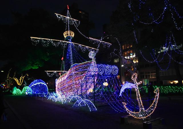 Illumination Sailing to Tomorrow