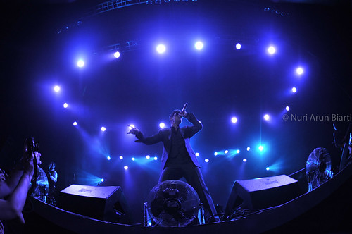 Robin Thicke at Java Soulnation 2012