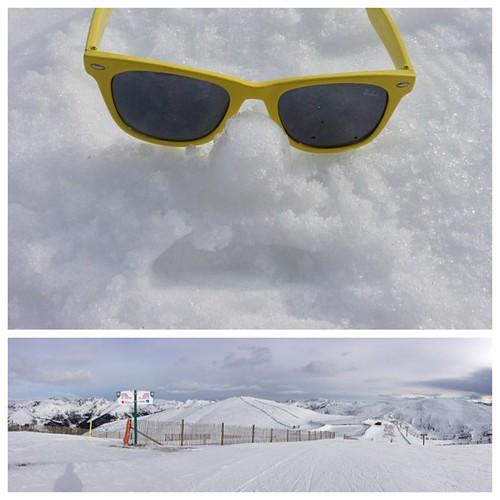 El hombre de las nieves.