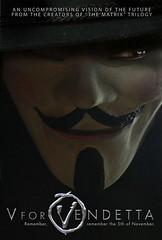 V字仇杀队 V for Vendetta(2006)_面具下是一种刀枪不入的信念